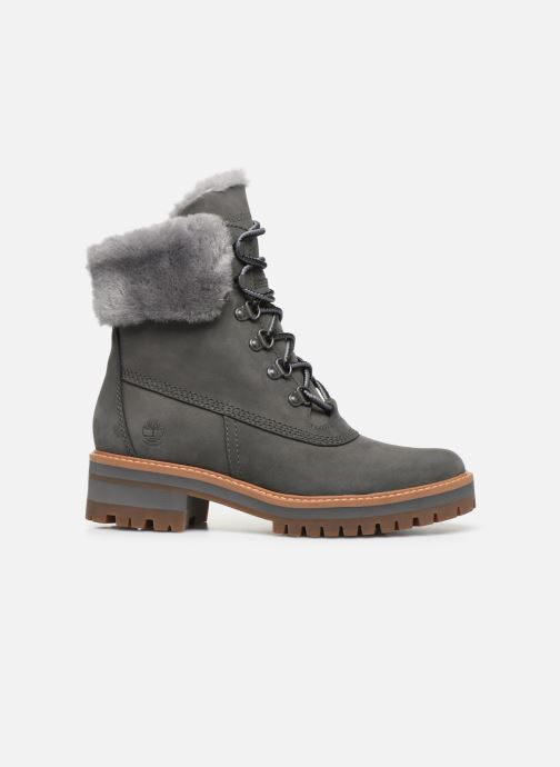 Botines  Timberland Courmayeur Valley WP 6in Gris vistra trasera