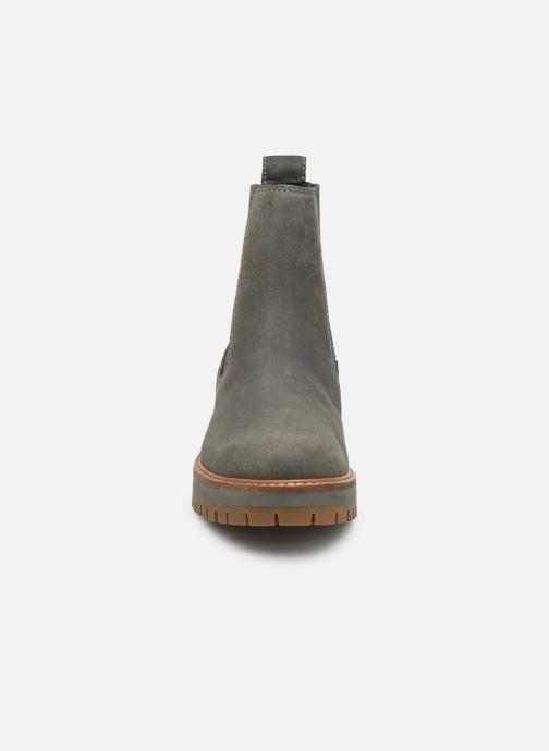 Boots en enkellaarsjes Timberland Courmayeur Valley Chelsea Grijs model