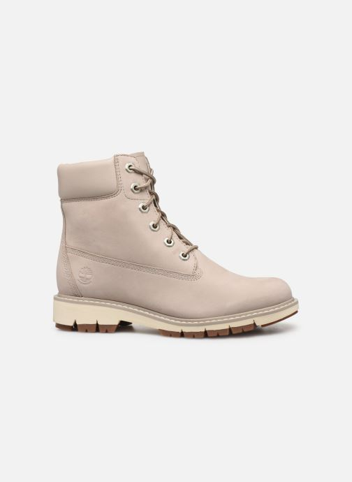 Botines  Timberland Lucia Way 6in WP Boot Gris vistra trasera