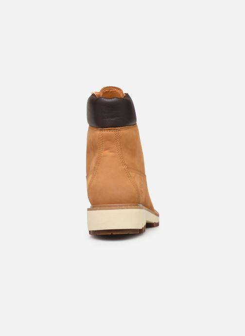 Boots en enkellaarsjes Timberland Lucia Way 6in WP Boot Bruin rechts