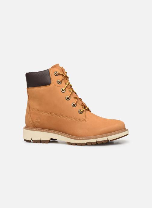 Boots en enkellaarsjes Timberland Lucia Way 6in WP Boot Bruin achterkant