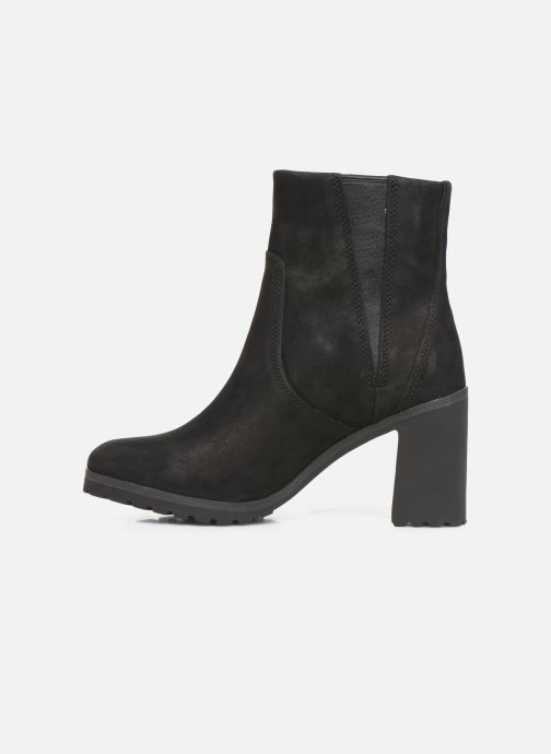 Boots en enkellaarsjes Timberland Allington Bootie Zwart voorkant