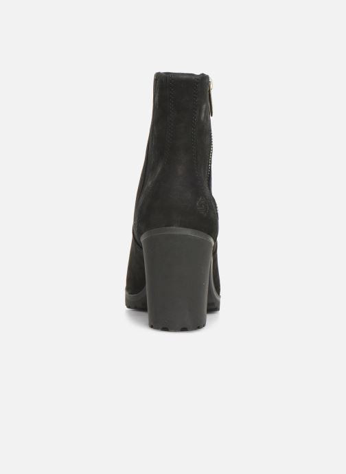 Boots en enkellaarsjes Timberland Allington Bootie Zwart rechts