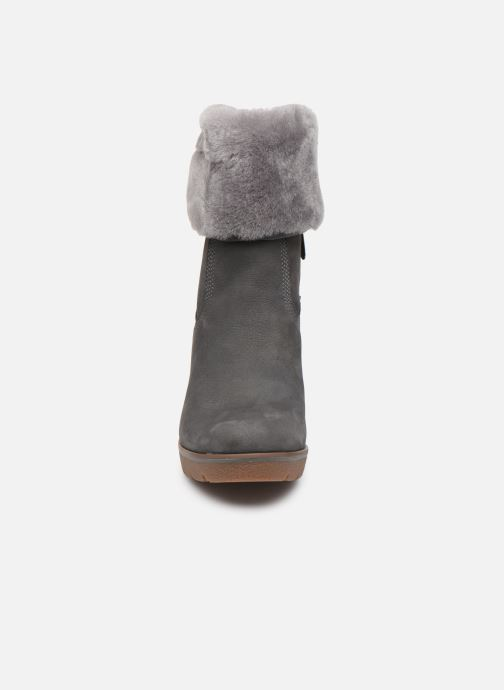 Ankle boots Timberland Paris Height ShearChelsea Grey model view