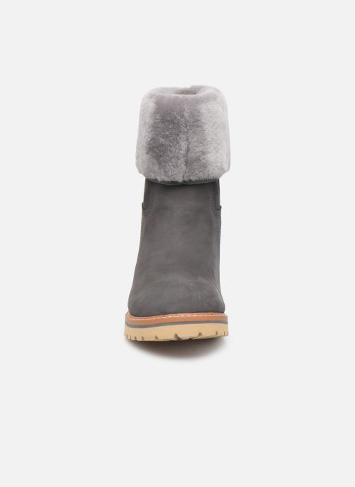 Ankle boots Timberland Chamonix Valley WP F/D Grey model view