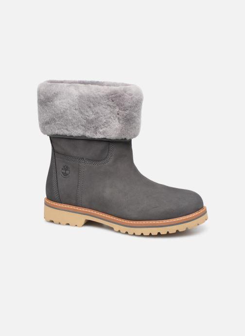 Bottines et boots Timberland Chamonix Valley WP F/D Gris vue détail/paire