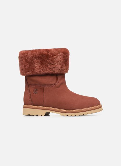 Ankle boots Timberland Chamonix Valley WP F/D Red back view
