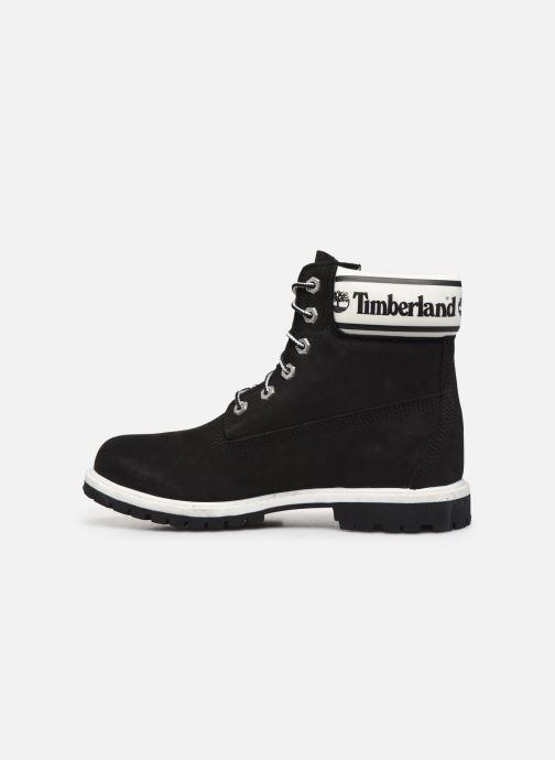 Boots en enkellaarsjes Timberland 6in Premium Boot L/F- W Zwart voorkant