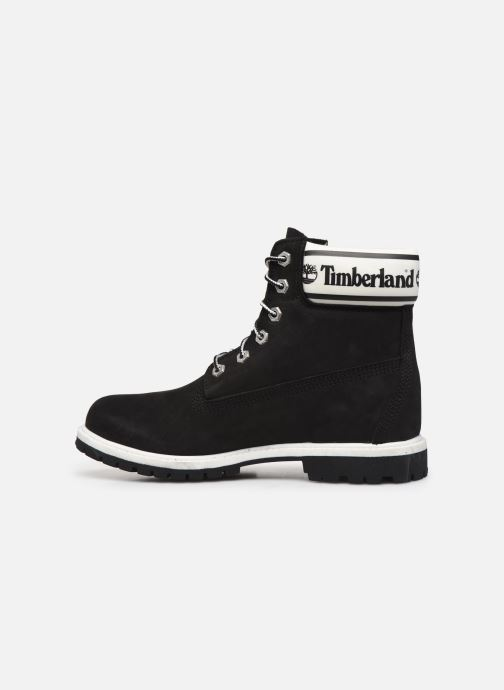 Ankle boots Timberland 6in Premium Boot L/F- W Black front view