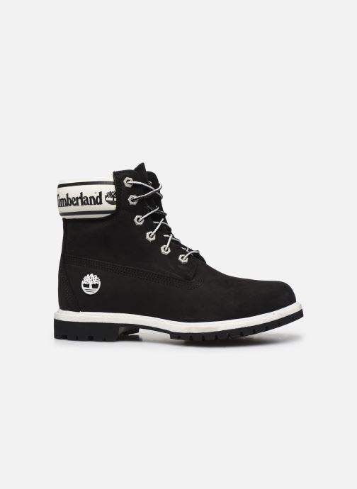 Ankle boots Timberland 6in Premium Boot L/F- W Black back view