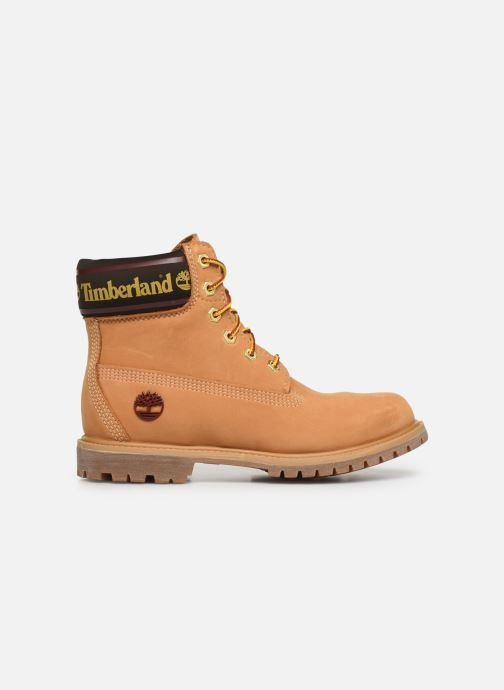 Bottines et boots Timberland 6in Premium Boot L/F- W Marron vue derrière