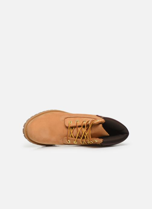 Bottines et boots Timberland 6in Premium Boot L/F- W Marron vue gauche