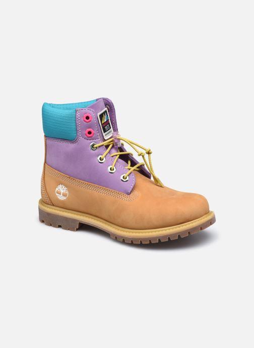 Boots en enkellaarsjes Timberland 6in Premium Boot L/F- W Bruin detail