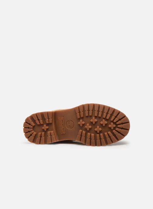 Stiefeletten & Boots Timberland 6in Premium w/Shearling braun ansicht von oben