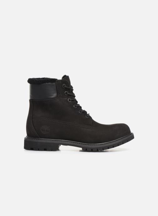 Boots en enkellaarsjes Timberland 6in Premium Shearling Zwart achterkant