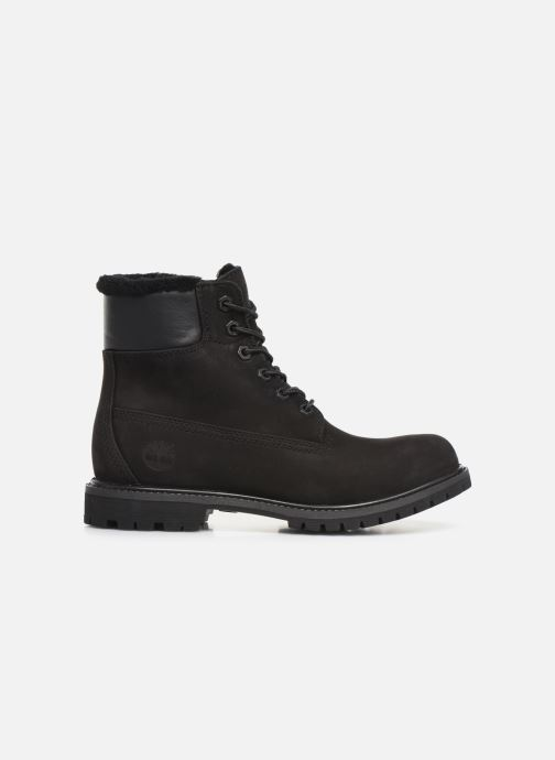 Bottines et boots Timberland 6in Premium Shearling Noir vue derrière