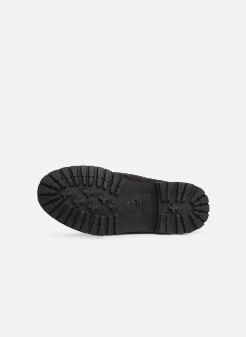 Bottines et boots Timberland 6in Premium Shearling Noir vue haut