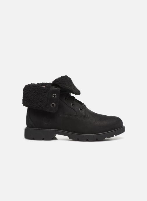 Bottines et boots Timberland Linden Woods Teddy Fleece Noir vue derrière