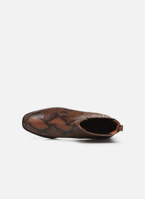 Boots en enkellaarsjes Parallèle Carene C Bruin links