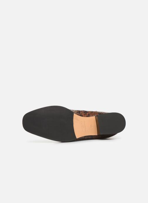 Boots en enkellaarsjes Parallèle Carene C Bruin boven