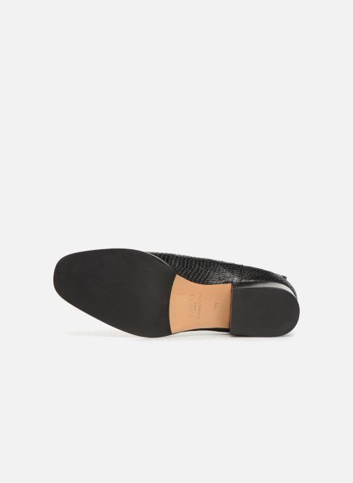 Bottines et boots Parallèle Carene C Noir vue haut