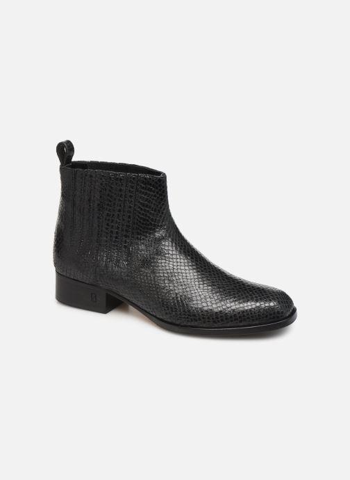 Bottines et boots Parallèle Carene C Noir vue détail/paire