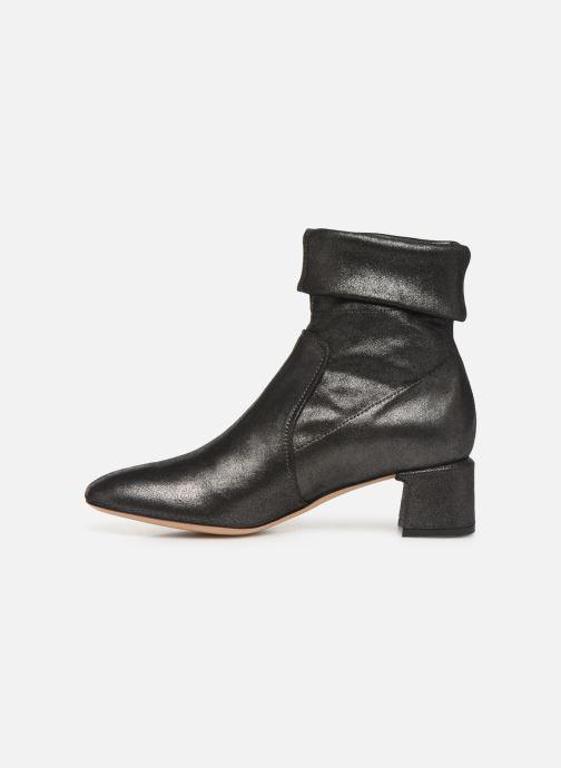 Bottines et boots Parallèle Kim C Argent vue face