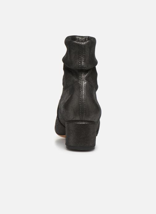 Bottines et boots Parallèle Kim C Argent vue droite