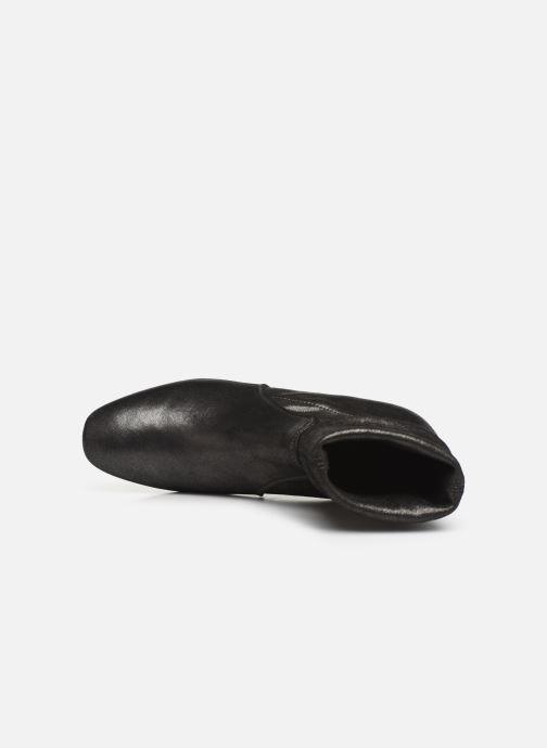 Bottines et boots Parallèle Kim C Argent vue gauche