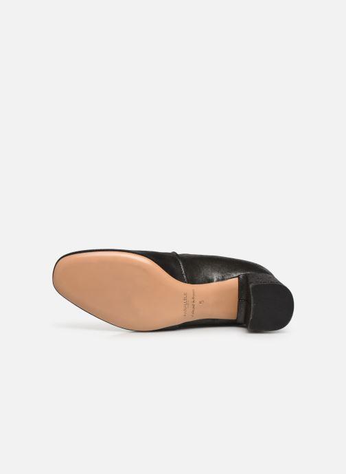 Bottines et boots Parallèle Kim C Argent vue haut