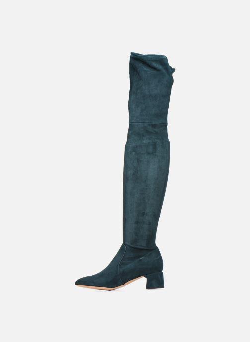 Stiefel Parallèle Klea C blau ansicht von vorne