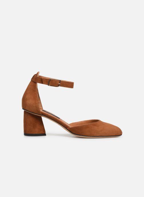 Zapatos de tacón Parallèle Marilou C Marrón vistra trasera