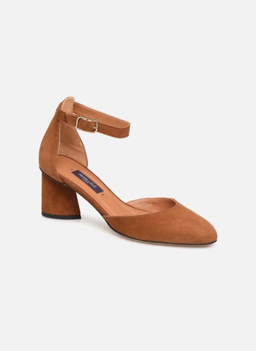 Zapatos de tacón Parallèle Marilou C Marrón vista de detalle / par