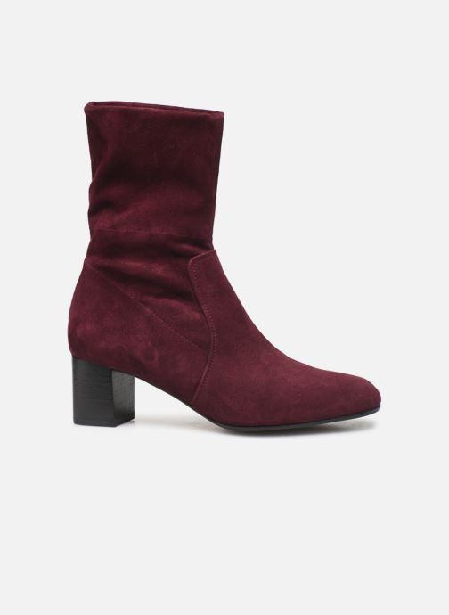 Bottines et boots Parallèle Odyssey C Bordeaux vue derrière