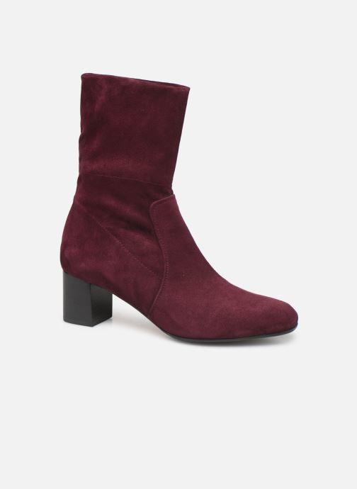 Bottines et boots Parallèle Odyssey C Bordeaux vue détail/paire