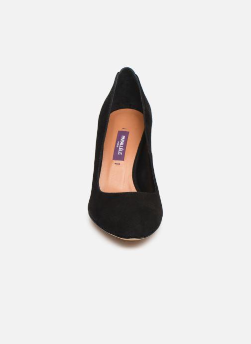 Escarpins Parallèle Saona Kid C Noir vue portées chaussures