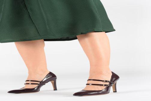 Zapatos de tacón Parallèle Sharon C Negro vista de abajo