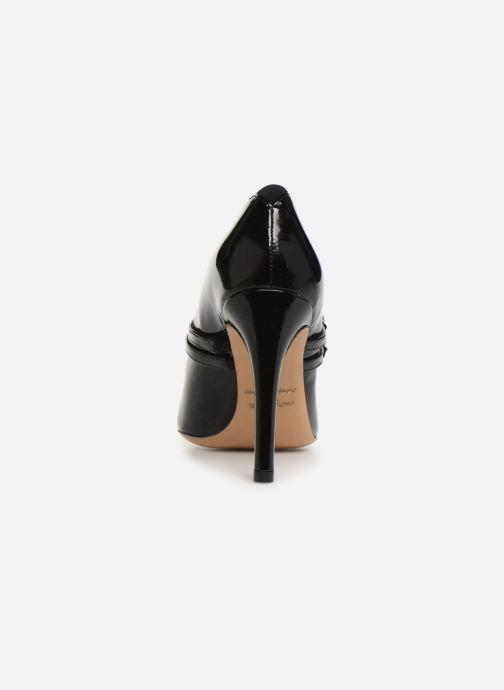 Zapatos de tacón Parallèle Sharon C Negro vista lateral derecha