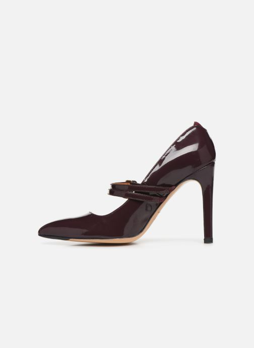 Zapatos de tacón Parallèle Sharon C Vino vista de frente