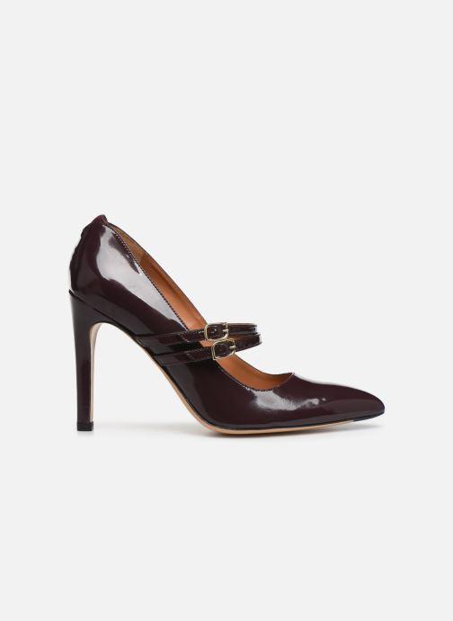 Zapatos de tacón Parallèle Sharon C Vino vistra trasera