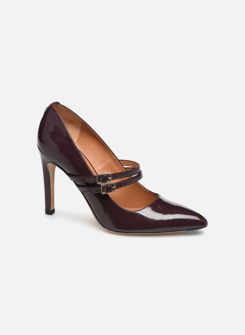 Zapatos de tacón Parallèle Sharon C Vino vista de detalle / par