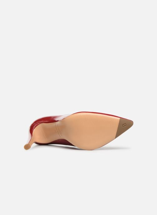 Zapatos de tacón Parallèle Zirta C Rojo vista de arriba