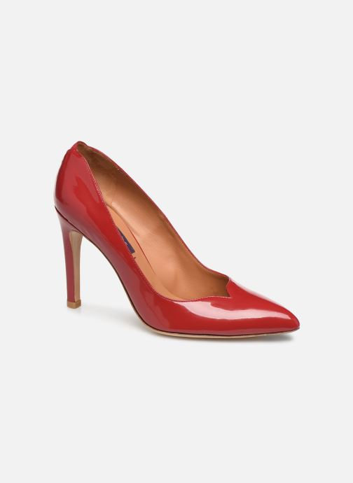 Zapatos de tacón Parallèle Zirta C Rojo vista de detalle / par