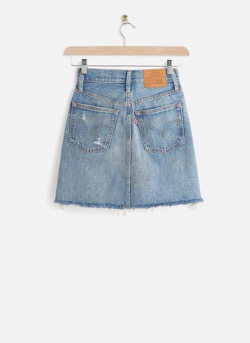 Vêtements Levi's Hr Decon Iconic Bf Skirt Bleu vue bas / vue portée sac