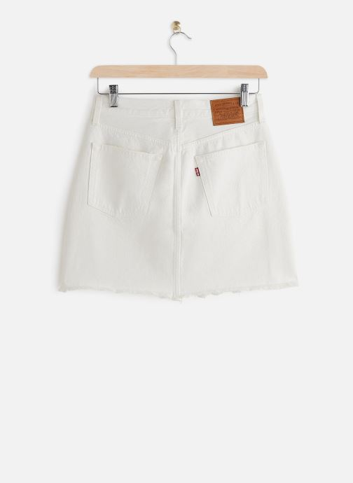 Vêtements Levi's Hr Decon Iconic Bf Skirt Blanc vue bas / vue portée sac