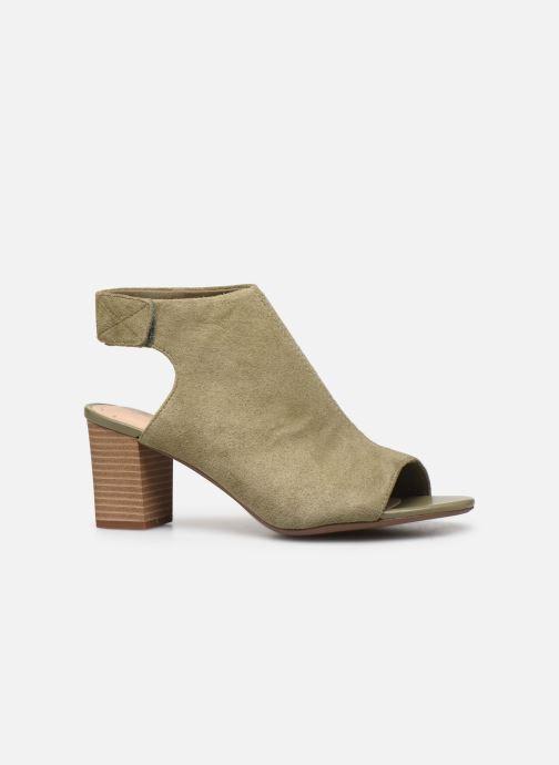 Sandales et nu-pieds Clarks Unstructured Deva Bell Vert vue derrière