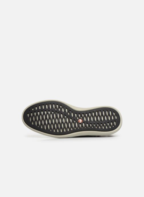 Trainers Clarks Unstructured Un Globe Vibe Black view from above