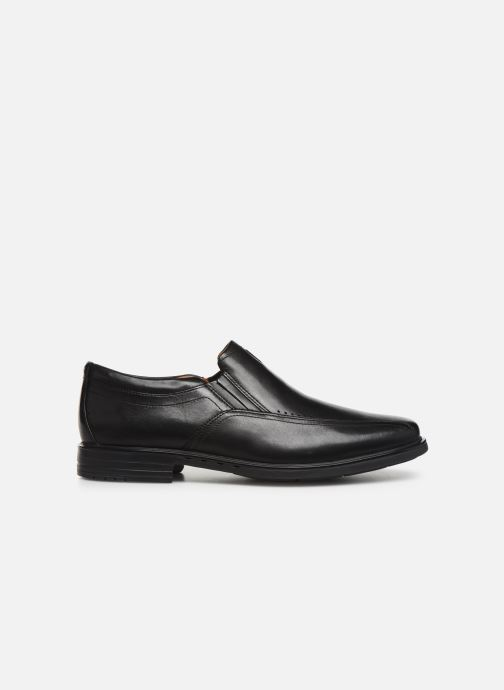 Loafers Clarks Unstructured Unsheridan Go Black back view