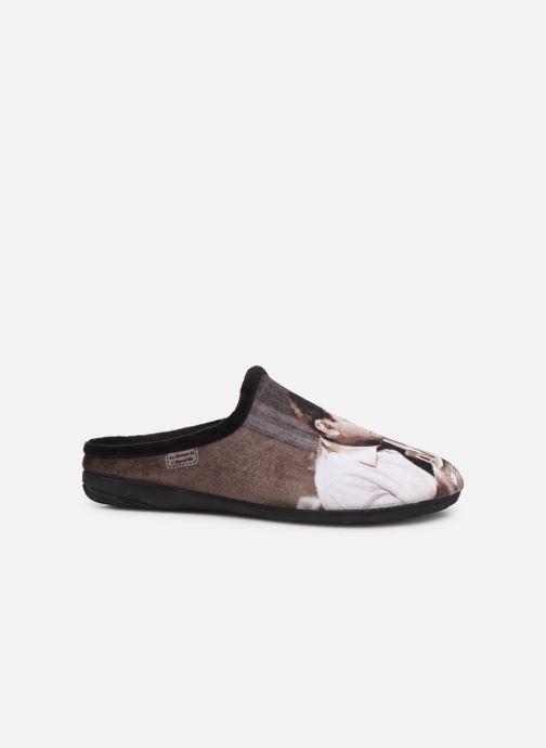 Pantofole La maison de l'espadrille Tonton Nero immagine posteriore
