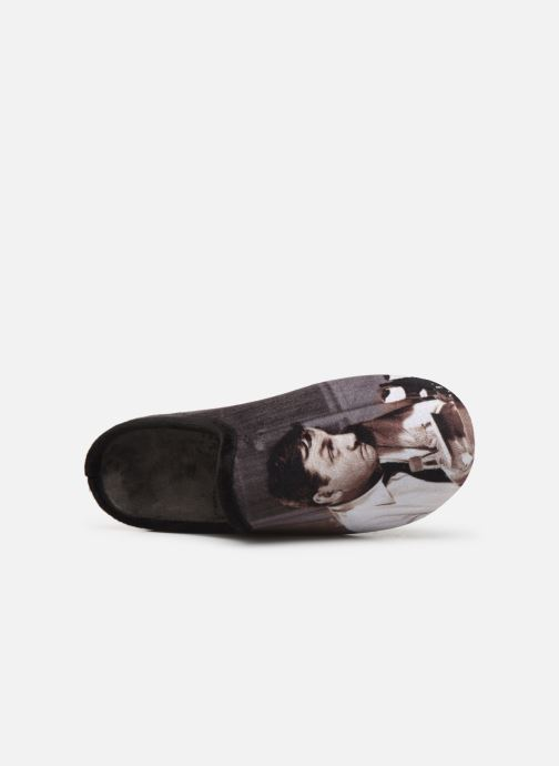 Pantofole La maison de l'espadrille Tonton Nero immagine sinistra